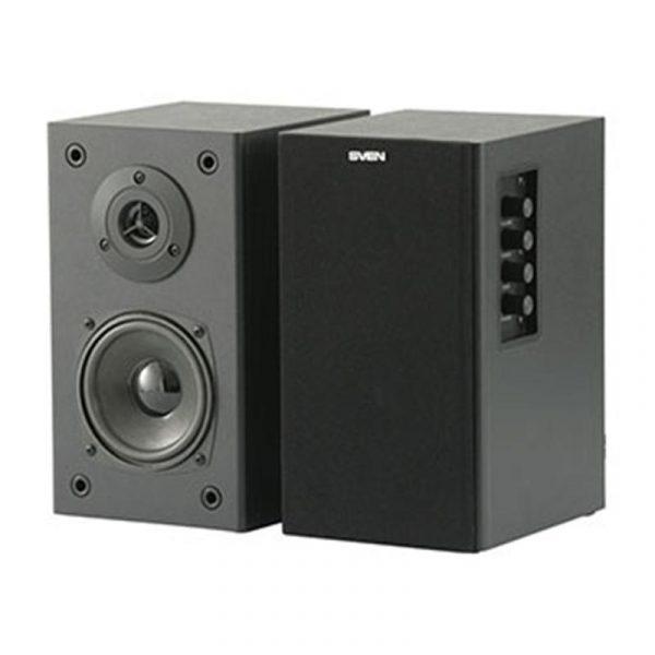 Акустична система Sven SPS-611S Black/Black Leather - купить в интернет-магазине Анклав