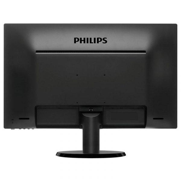 """Philips 23.6"""" 243V5QSBA/01 MVA Black - купить в интернет-магазине Анклав"""