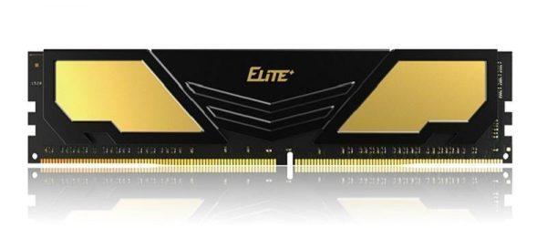 Модуль памяти DDR4 8GB/2400 Team Elite Plus Black (TPD48G2400HC1601) - купить в интернет-магазине Анклав