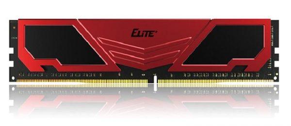 Модуль памяти DDR4 8GB/2400 Team Elite Plus Red (TPRD48G2400HC1601) - купить в интернет-магазине Анклав