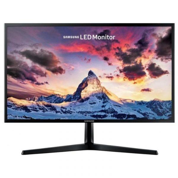 "Samsung 27"" S27F358FWI (LS27F358FWIXCI) PLS Black - купить в интернет-магазине Анклав"