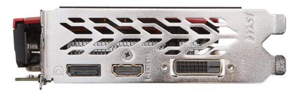 GF GTX 1050 Ti 4Gb GDDR5 Gaming X MSI (GTX 1050 Ti GAMING X 4G) - купить в интернет-магазине Анклав