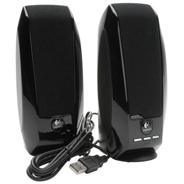 Акустична система Logitech S150 Black (980-000029) - купить в интернет-магазине Анклав