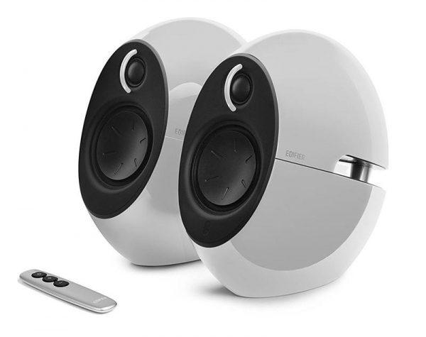 Акустическая система Edifier E25 Luna Eclipse HD Bluetooth White - купить в интернет-магазине Анклав