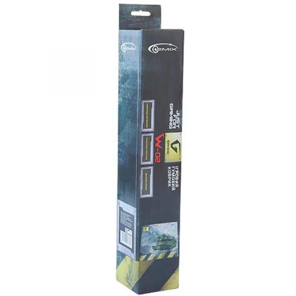 Килимок для миші Gemix W-02 - купить в интернет-магазине Анклав