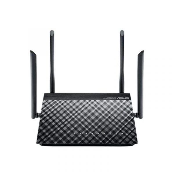 Беспроводной маршрутизатор ASUS RT-AC1200G+ (AC1200, 1*Wan, 4*LAN Gigabit, 1*USB2.0, 4 антенны) - купить в интернет-магазине Анклав