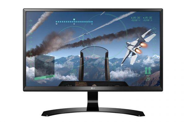 "Монітор LG 23.8"" UltraFine 24UD58-B IPS Black - купить в интернет-магазине Анклав"