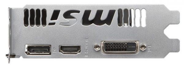 GF GTX 1050 Ti 4Gb GDDR5 OC MSI (GTX 1050 Ti 4GT OC) - купить в интернет-магазине Анклав