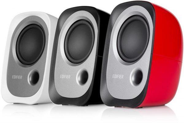 Акустическая система Edifier R12U Black - купить в интернет-магазине Анклав