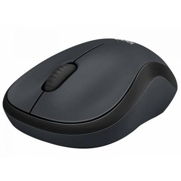Мышь беспроводная Logitech M220 Silent (910-004878) Charcoal USB - купить в интернет-магазине Анклав