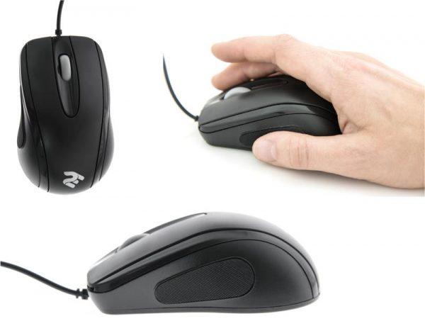 Мышь 2E MF103 Black (2E-MF103UB) USB - купить в интернет-магазине Анклав