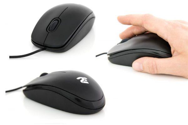 Мышь 2E MF104 Black (2E-MF104UB) USB - купить в интернет-магазине Анклав