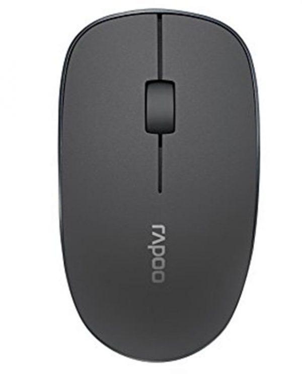 Мышь беспроводная Rapoo 3510 Grey USB - купить в интернет-магазине Анклав