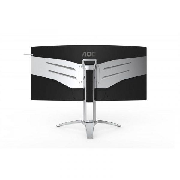 """AOC 35"""" AG352QCX MVA Black/Silver Curved - купить в интернет-магазине Анклав"""