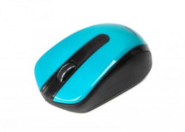 Мышь беспроводная Maxxter Mr-325-B Blue USB - купить в интернет-магазине Анклав