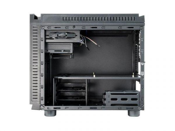 Корпус Chieftec Gaming Cube CI-01B-OP, Без БП, 2xUSB3.0, Black - купить в интернет-магазине Анклав
