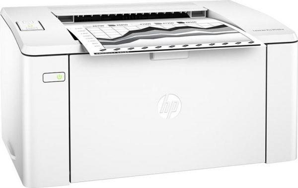 Принтер А4 HP LJ Pro M102w c Wi-Fi (G3Q35A) - купить в интернет-магазине Анклав