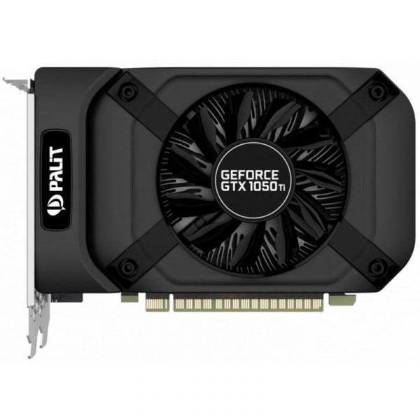 GF GTX 1050Ti 4GB DDR5 StormX Palit (NE5105T018G1-1070F) - купить в интернет-магазине Анклав