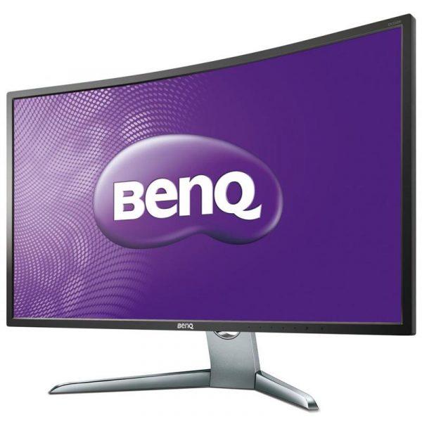 """BenQ 31.5"""" EX3200R VA (9H.LFCLA.TSE) Grey Curved 144Hz - купить в интернет-магазине Анклав"""