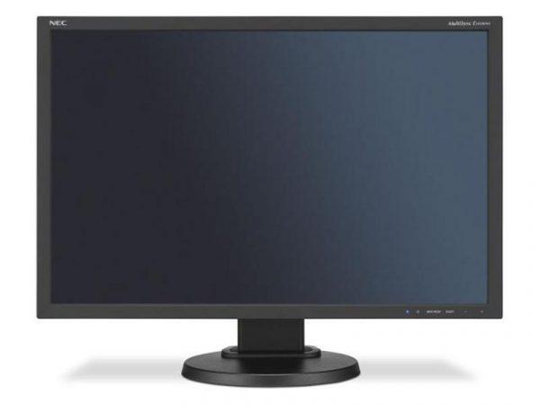 """Монiтор NEC 24"""" E245WMi (60004113) PLS Black - купить в интернет-магазине Анклав"""