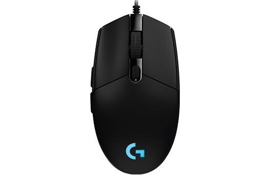 Мышь Logitech G102 Prodigy (910-004939) Black USB - купить в интернет-магазине Анклав