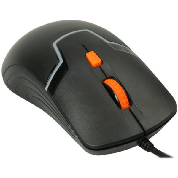 Мишка Aula Rigel Gaming Black (6948391211633) USB - купить в интернет-магазине Анклав
