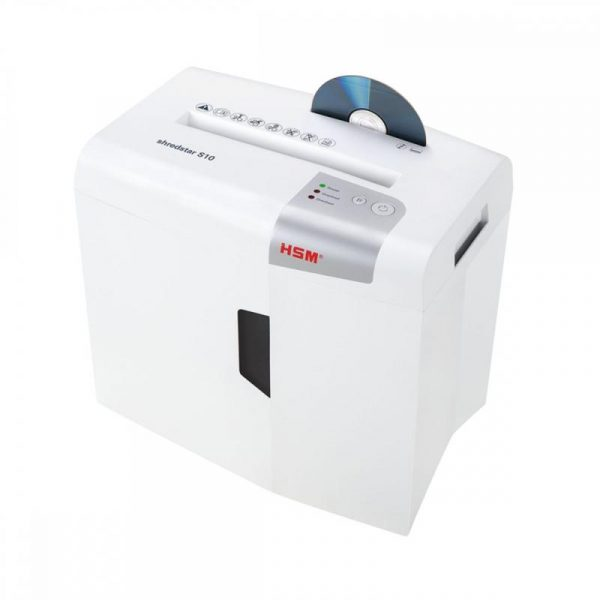 Уничтожитель документов HSM shredstar S10 (6,0) - купить в интернет-магазине Анклав