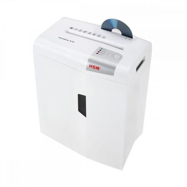 Знищувач документів HSM shredstar X10 (4,5x30) (6010960) - купить в интернет-магазине Анклав