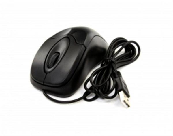Мышь Frime FM-011 Black USB (кабель1,8м) - купить в интернет-магазине Анклав