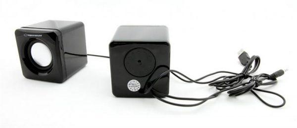 Акустическая система Esperanza EP111 Black - купить в интернет-магазине Анклав