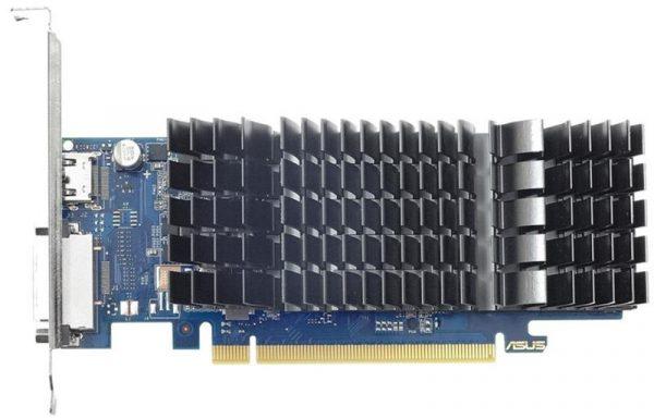 Відеокарта GF GT 1030 2GB GDDR5 Asus (GT1030-SL-2G-BRK) - купить в интернет-магазине Анклав