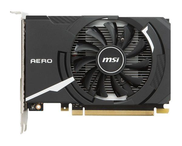 GF GT 1030 2GB GDDR5 Aero ITX MSI (GeForce GT 1030 AERO ITX 2G OC) - купить в интернет-магазине Анклав