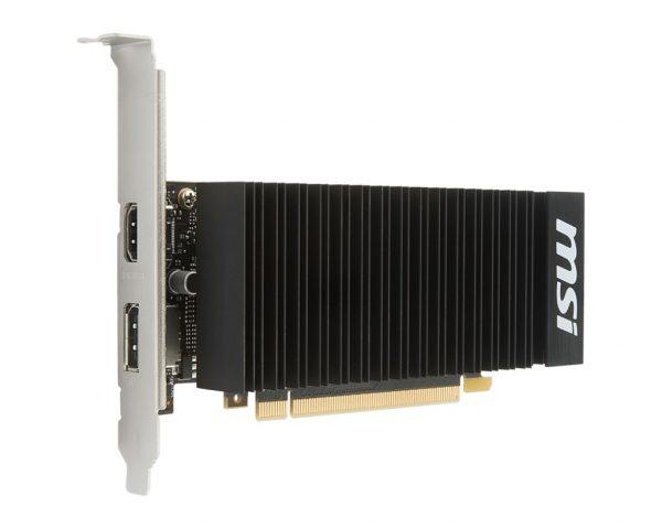 Відеокарта GF GT 1030 2GB GDDR5 Low Profile OC MSI (GeForce GT 1030 2GH LP OC) - купить в интернет-магазине Анклав