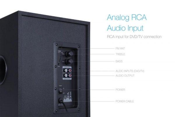 Акустична система F&D T-200X - купить в интернет-магазине Анклав