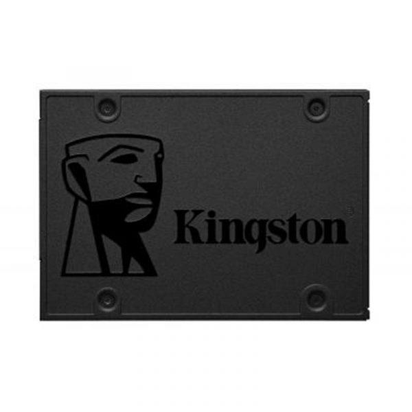 "SSD  480GB Kingston SSDNow A400 2.5"" SATAIII TLC (SA400S37/480G) - купить в интернет-магазине Анклав"