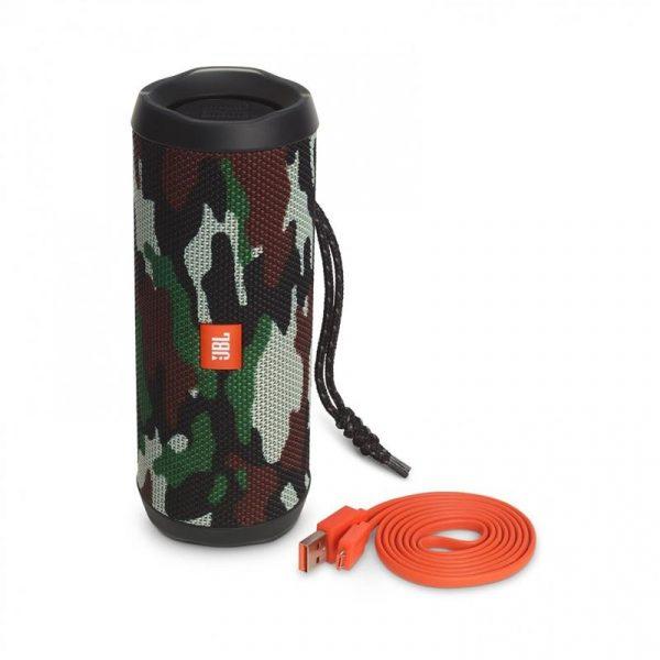 Акустическая система JBL Flip 4 Squad (JBLFLIP4SQUAD) - купить в интернет-магазине Анклав