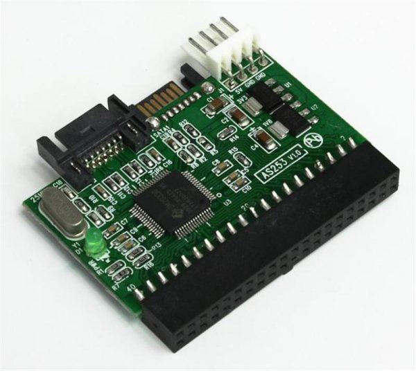 Конвертер Agestar (ISSI) IDE-SATA/SATA-IDE - купить в интернет-магазине Анклав
