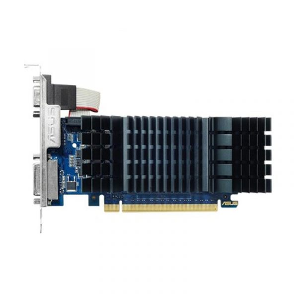 GF GT 710 2GB GDDR5 Asus (GT710-SL-2GD5-BRK) - купить в интернет-магазине Анклав