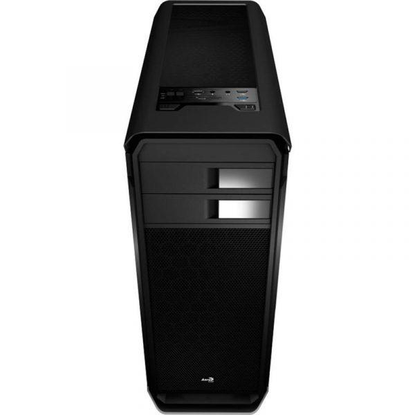 Корпус AEROCOOL AERO 500 Black (ACCM-PA02014.11) без БЖ - купить в интернет-магазине Анклав