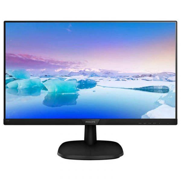 """Philips 27"""" 273V7QJAB/01 IPS Black - купить в интернет-магазине Анклав"""