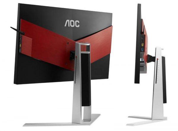 """AOC 24.5"""" AG251FG Black/Silver - купить в интернет-магазине Анклав"""