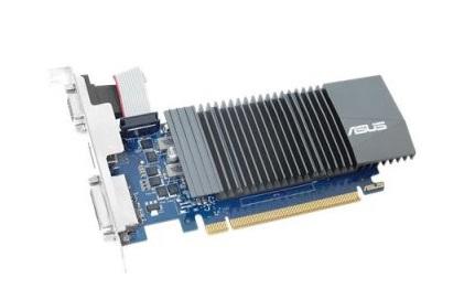 Відеокарта GF GT 710 2GB GDDR5 Asus (GT710-SL-2GD5) - купить в интернет-магазине Анклав