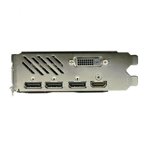 AMD Radeon RX 580 8Gb GDDR5 Gaming Gigabyte (GV-RX580GAMING-8GD) - купить в интернет-магазине Анклав