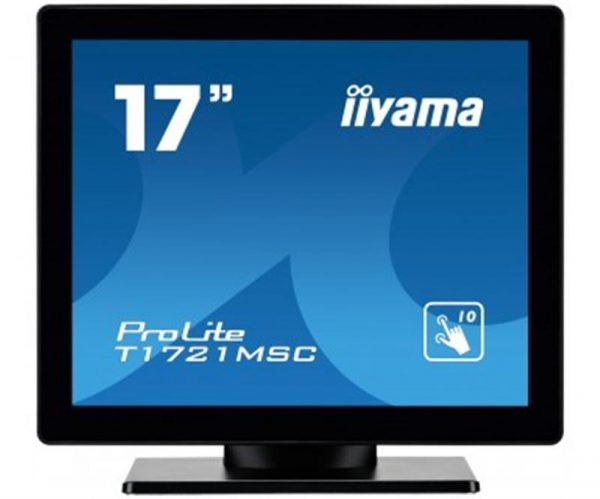 "Монітор Iiyama 17"" T1721MSC-B1 Black Touch Screen - купить в интернет-магазине Анклав"