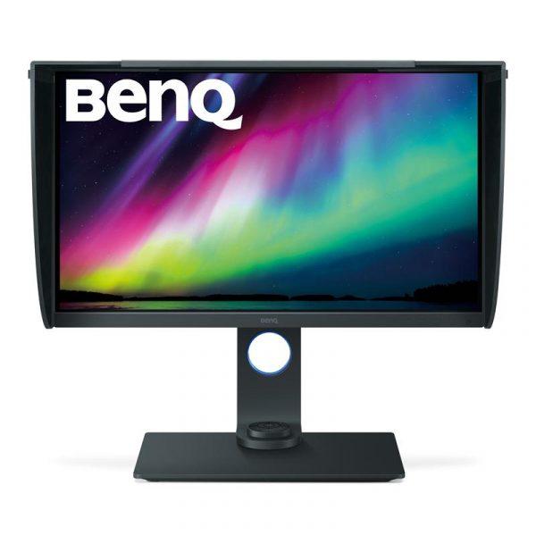 """BenQ 27"""" SW271 (9H.LGLLB.QBE) IPS Grey - купить в интернет-магазине Анклав"""