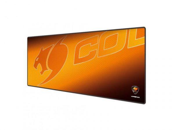 Ігрова поверхня Cougar Arena Orange - купить в интернет-магазине Анклав