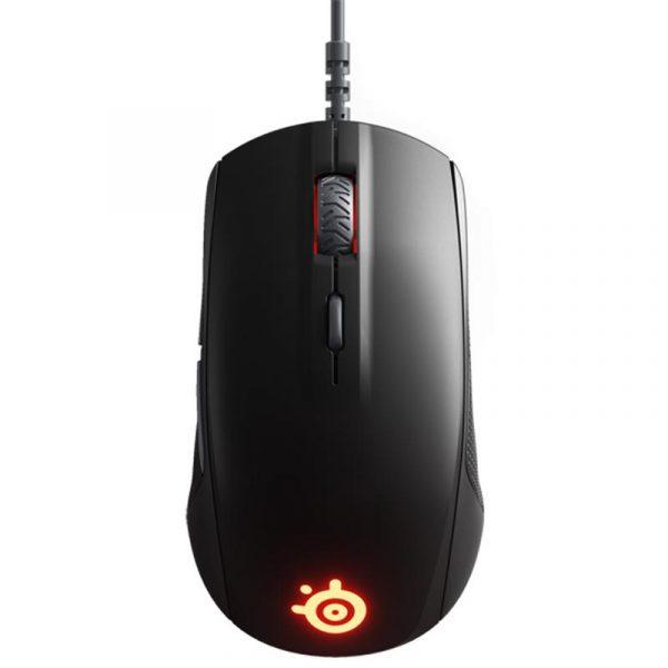 Мышь SteelSeries Rival 110 Black (62466) USB - купить в интернет-магазине Анклав