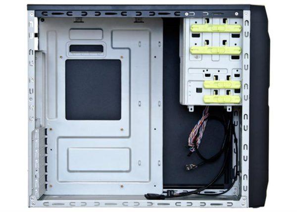 Корпус Chieftec Libra LG-01B-500S8 500W 1xUSB3.0 Black - купить в интернет-магазине Анклав