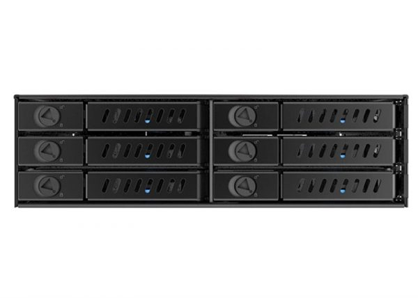 "Внутренний карман SATA для 6хHDD 2,5"" Chieftec CMR-625 Black - купить в интернет-магазине Анклав"