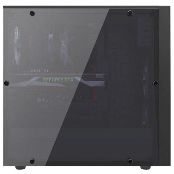 Корпус Zalman N2 Window Black без БП - купить в интернет-магазине Анклав